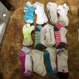 Bundle of women's socks